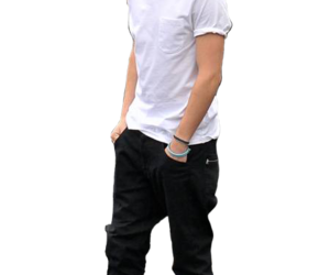one direction, transparent, and niall horan image