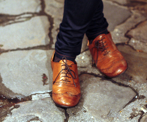 brogues, oxfords, and style image