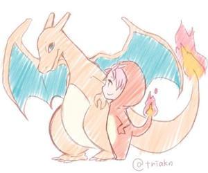 pokemon, fairy tail, and natsu dragneel image