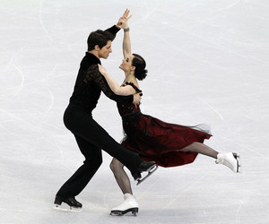 dance, ice, and skate image
