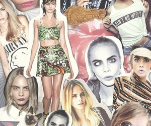 beauty, photos, and cara delevingne image