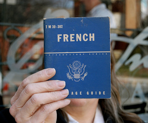 french, travel, and vintage image