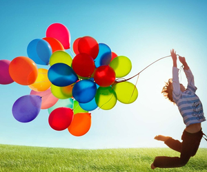 balloons, samsung, and colorful image