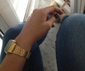 girls, sad, and smoke image