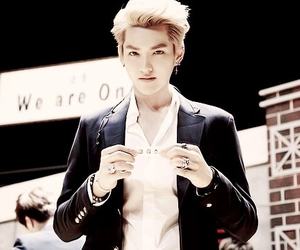 exo, kris, and exo-m image