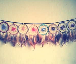 Dream, dream catcher, and dreamcatcher image