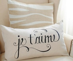 je t'aime, cute, and life image