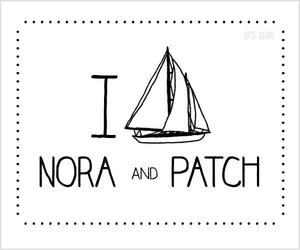 hush hush, nora grey, and patch cipriano image