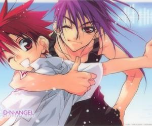 daisuke and dn angel image