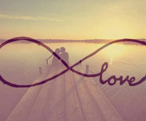 love, forever, and infinity image