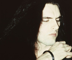 goth, peter steele, and rocker image