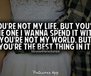 You Re The Best Thing In My Life On We Heart It
