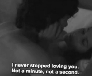 couple, love you, and minute image