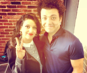 singer, tal, and kev adams image