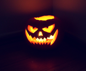 autumn, Halloween, and horror image