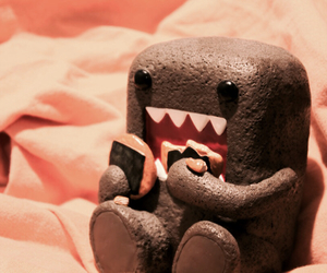 cute, domo, and domo kun image