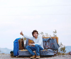 into the wild, movie, and emile hirsch image