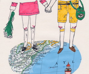 moonrise kingdom and love image