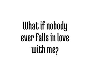 love, fall in love, and quote image