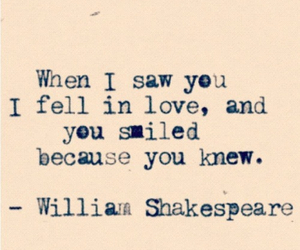 quote, text, and william shakespeare image