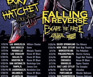 escape the fate, ronnie radke, and chelsea grin image