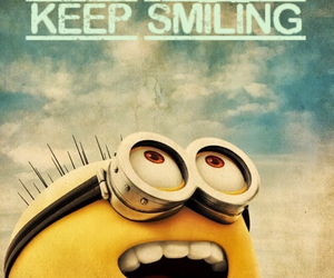 minions and smile image