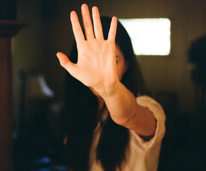 girl, hand, and hipster image