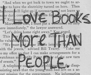 book, love, and people image