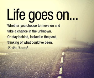 inspiring, let go, and life image