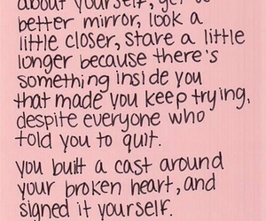 quotes and mirror image