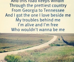 country, Lyrics, and keith urban image