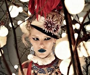 fashion, glamour, and model image