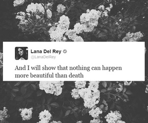 black and white, death, and beautiful image