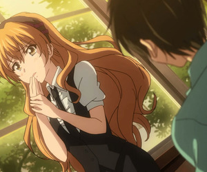 anime and golden time image