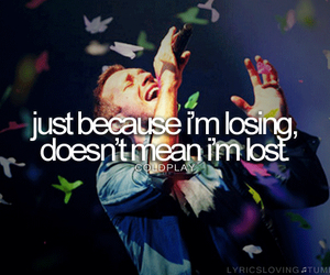coldplay and lost image