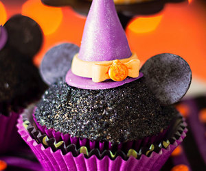 cupcakes, Halloween, and lovely image