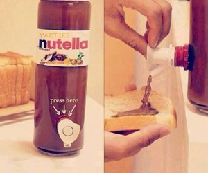 intelligent, inventions, and nutella image