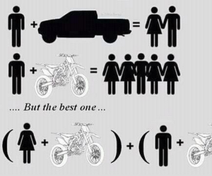 humor and motorcycle image