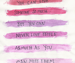 love, quotes, and miss image