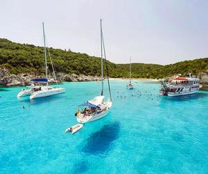 Greece and paxoi image