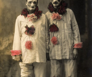 clowns, fun, and costumes image