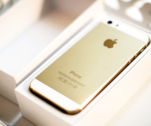 apple, gold, and good image