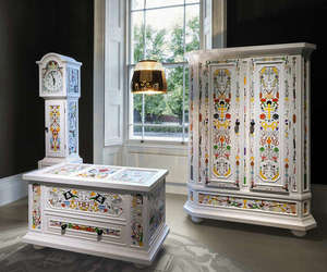 painted furniture image