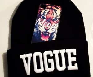 vogue and tiger image