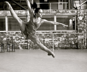 ballet, dance, and dance academy image