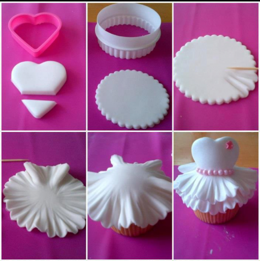 Cake Decorating Classes How To Make Super Cute Cup Cake Treats