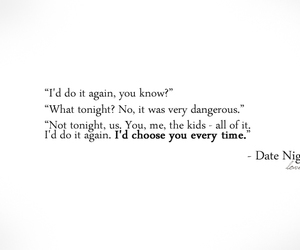 aww, quote, and date night image