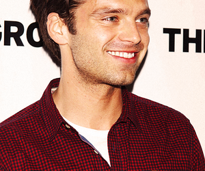 sebastian stan, the winter soldier, and cute image