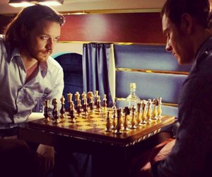 x-men, james mcavoy, and magneto image