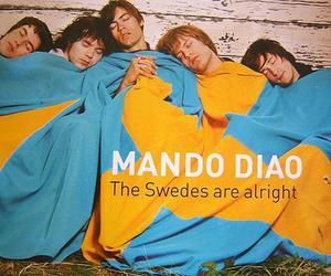 mando diao, music, and sweden image